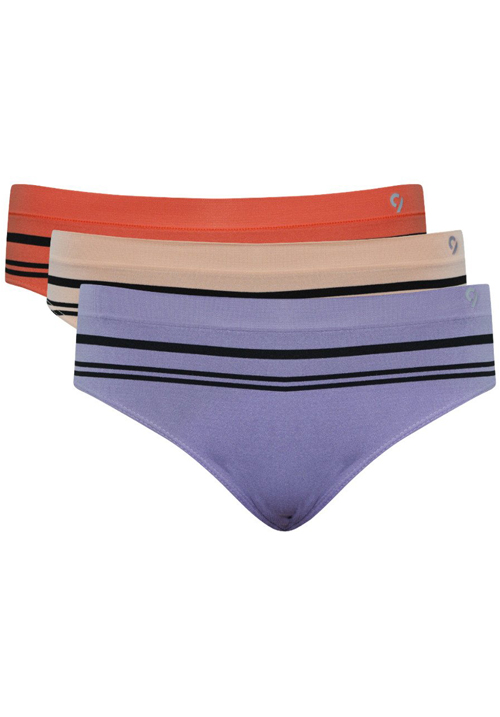 C9 Multi Color 3 Panties Pack P1117