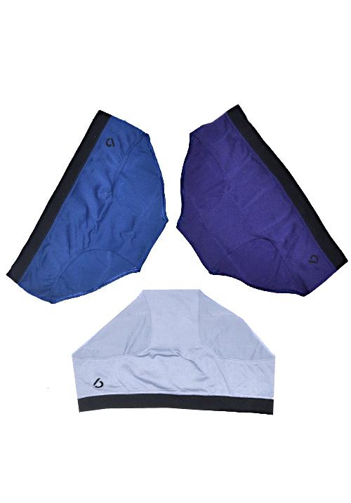 C9 Multi Color 3 Panties Pack P1125