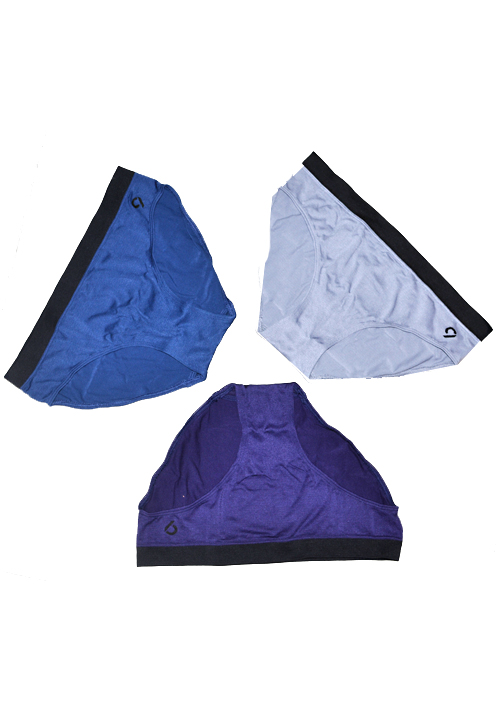 C9 Multi Color 3 Panties Pack P1138