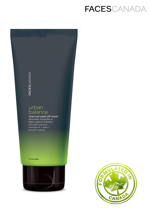 Faces Urban Balance Charcoal Peel-off Mask