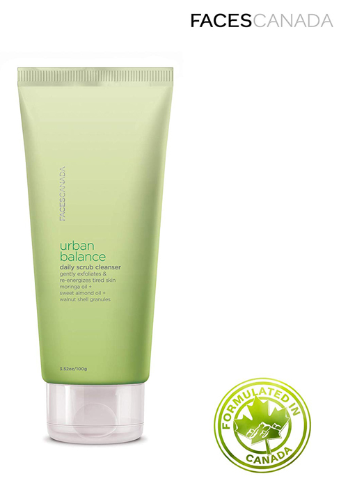 Faces Urban Balance Daily Scrub Cleanser