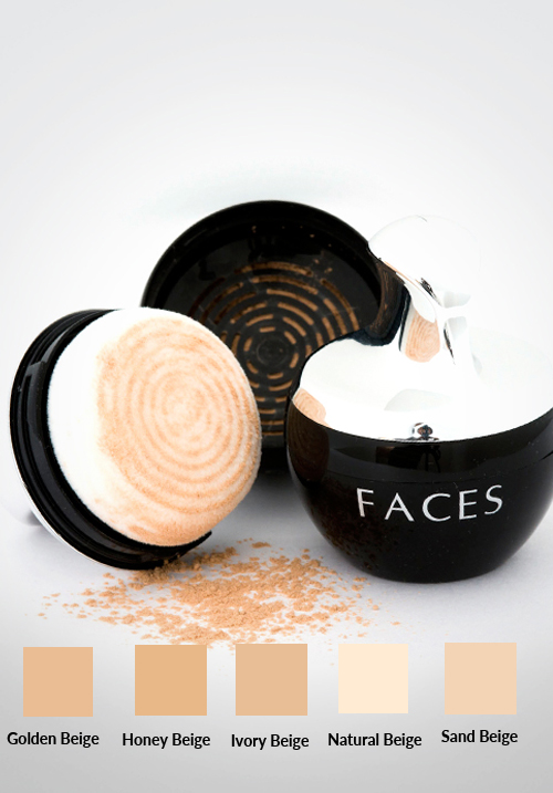 Faces Ultime Pro Mineral Loose Powder