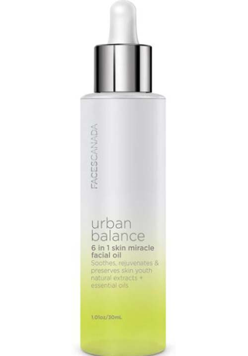 Faces Canada Urban Balance Facial Oil