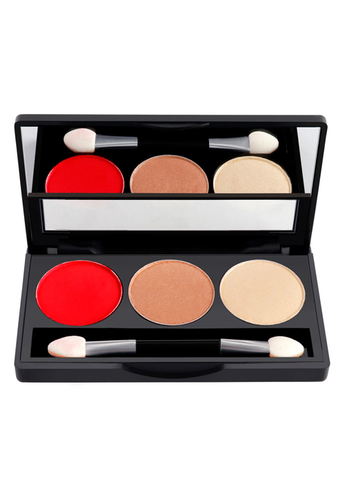 Coloressence Satin Eye Shadow Palette