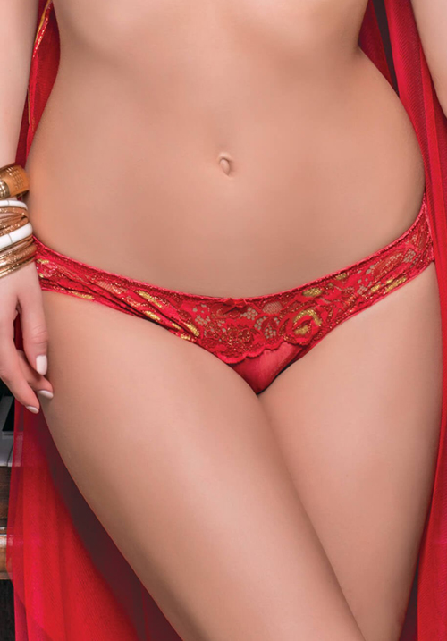 Enamor P021 Low Waist Lace Panty