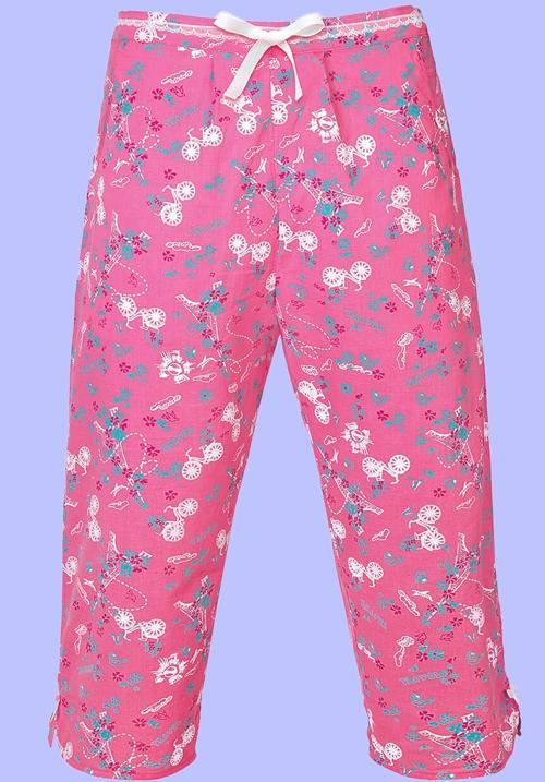 Enamor Crop Pyjama PJ13