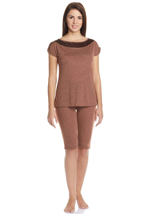 Enamor Capri Nightwear TP58