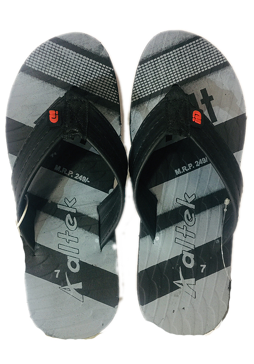 Essentials grey lines footwear