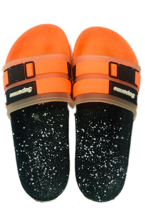 Essentials orange super footwear
