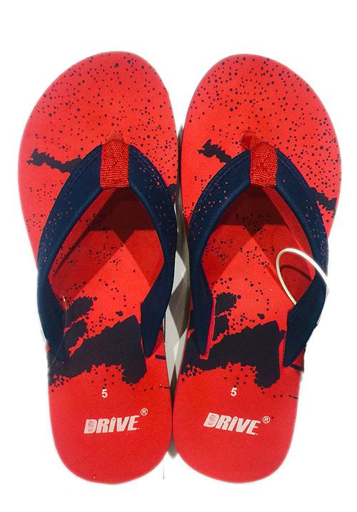 Essentials red mens footwear