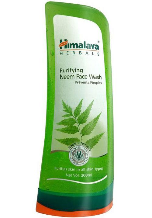 Himalya purifying neem face wash