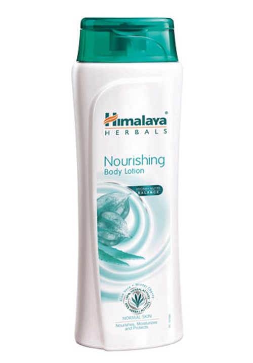Himalaya Nourishing Body Lotion 200ml
