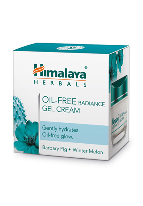 Himalaya Oil-free Radiance Gel Cream 50gm