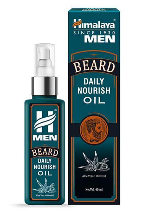 Himalaya beard daily nourish oil
