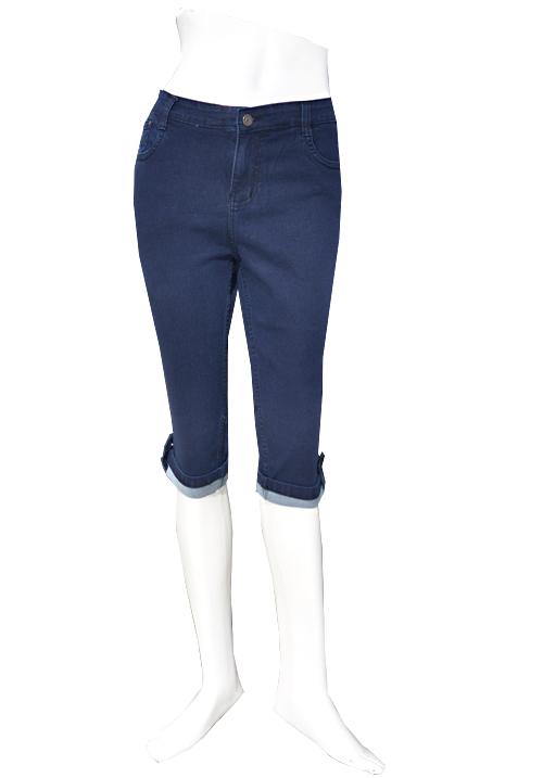 Zola Jeans Capri 573017 Low Waist