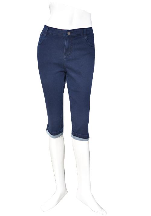 Zola Jeans Capri 573036