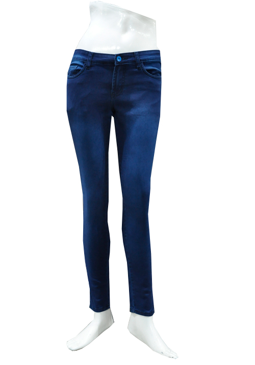 Channel F Ankle Jeans 7062