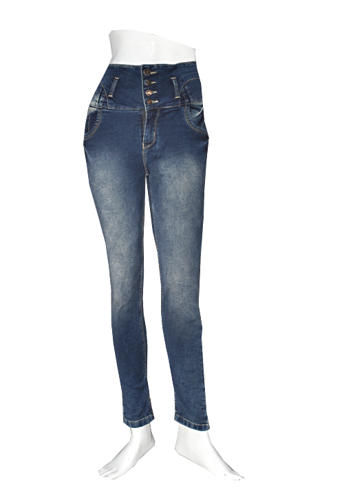 Lee France High Waist Jeans 71158