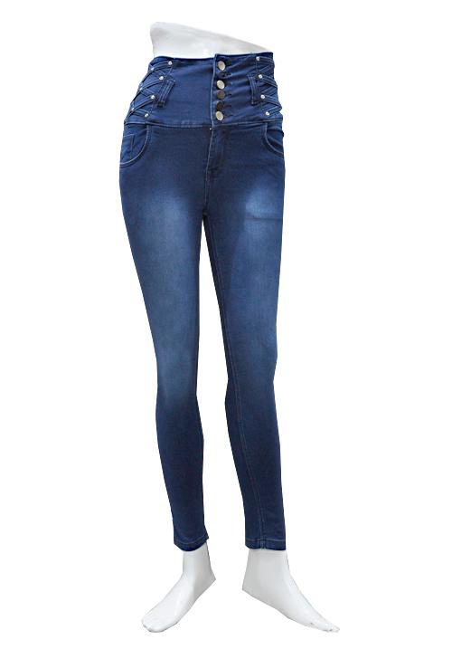 Lee France High Waist Jeans 71377