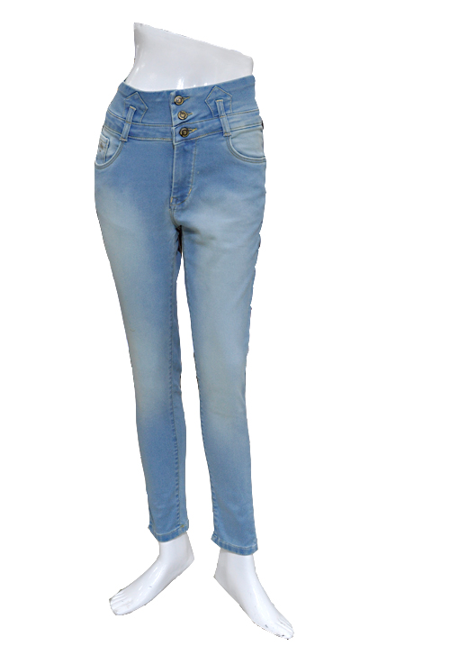 Airways High Waist Jeans 8721