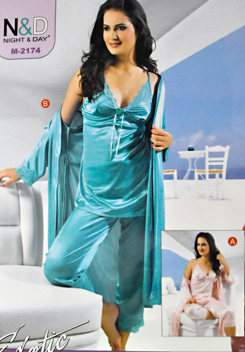 Valentine Bridal Nighty M-2174