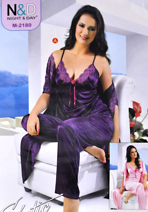 Valentine Bridal Nighty M-2180