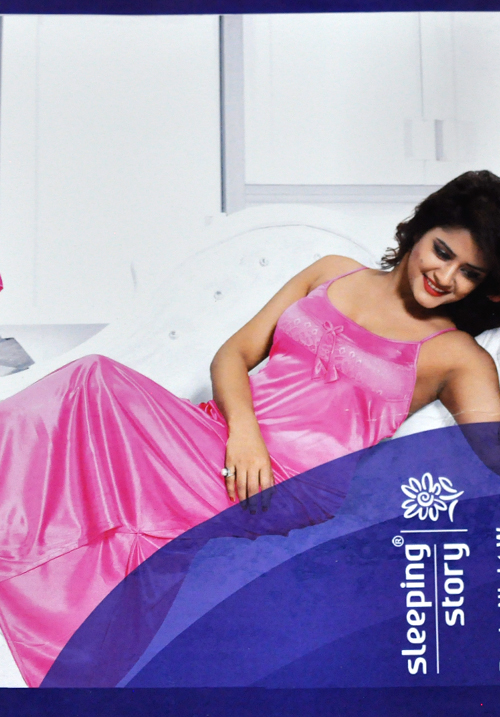 Sleeping Story Bridal 2 PC Night Wear