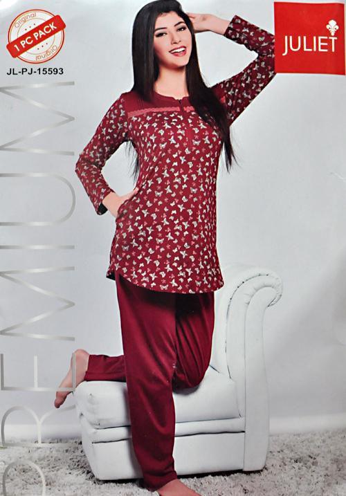 Juliet Pre-Winter Night Suit 15593