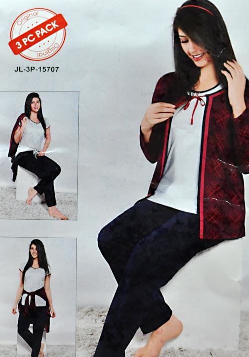 Juliet Pre-Winter Night Suit JL-PJ-15707