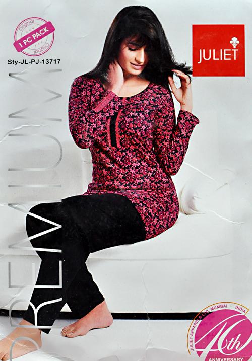 Juliet Pre-Winter Night Suit 13717