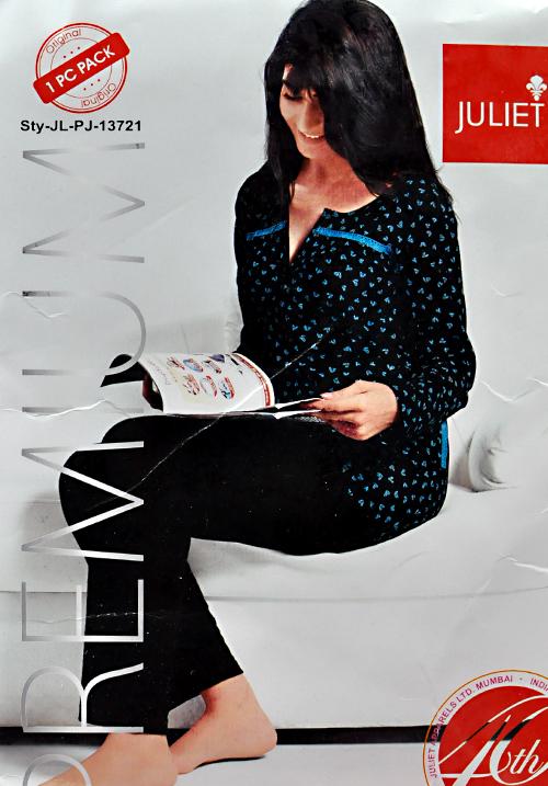 Juliet Pre-Winter Night Suit 13721