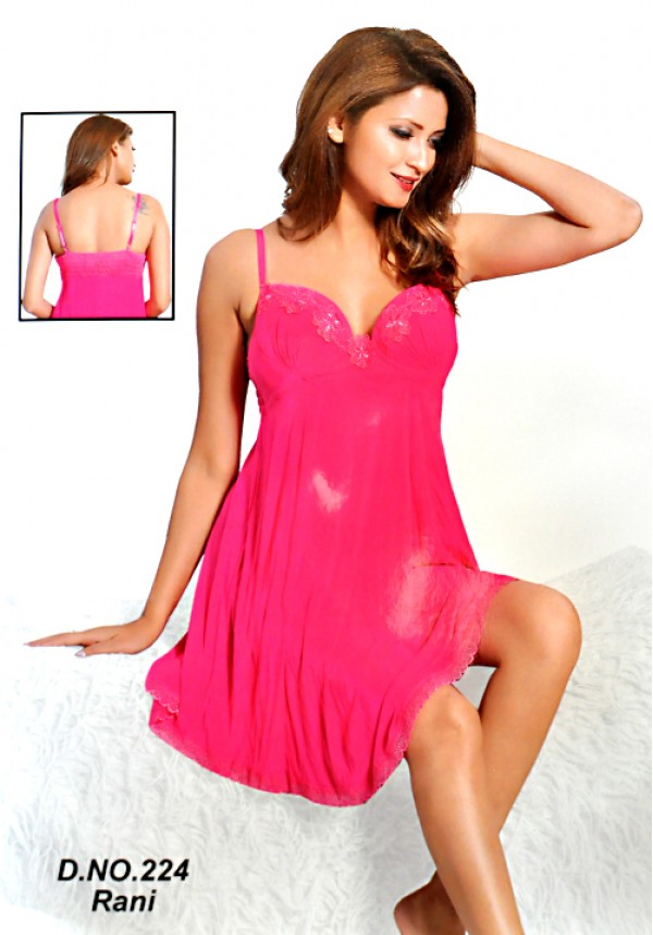 d7b16762a7924 Buy Angelina Bridal Nighty 224 | Online Nighty - Essentialskart