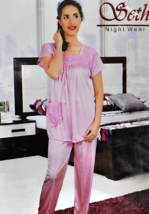 Essentials Nightsuit Set 2607