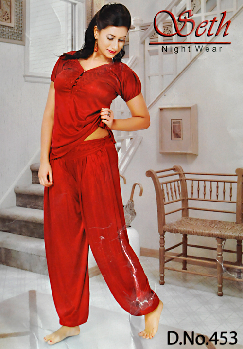 Essentials Salwar Nightsuit 453