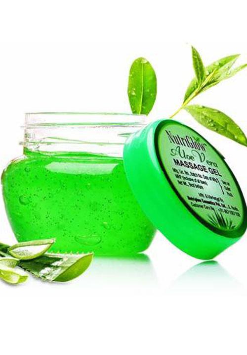 Nutriglow Aloevera Moisturizing Massage Gel