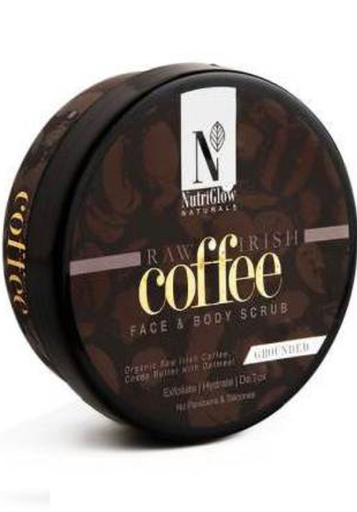 Nutriglow Coffee Scrub