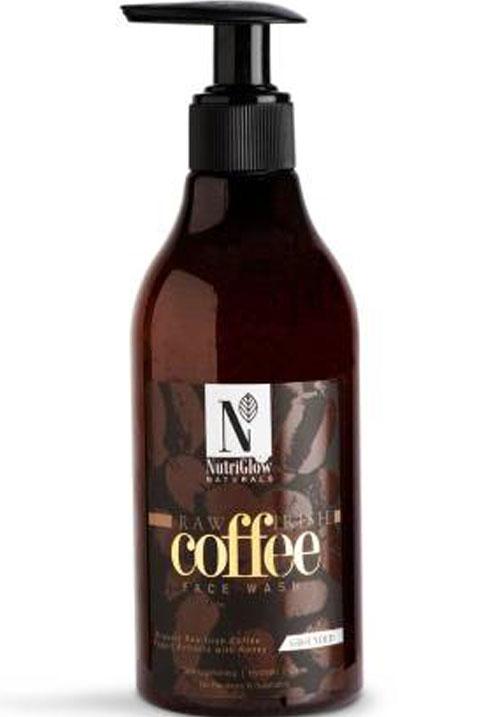 Nutriglow Coffee Facewash