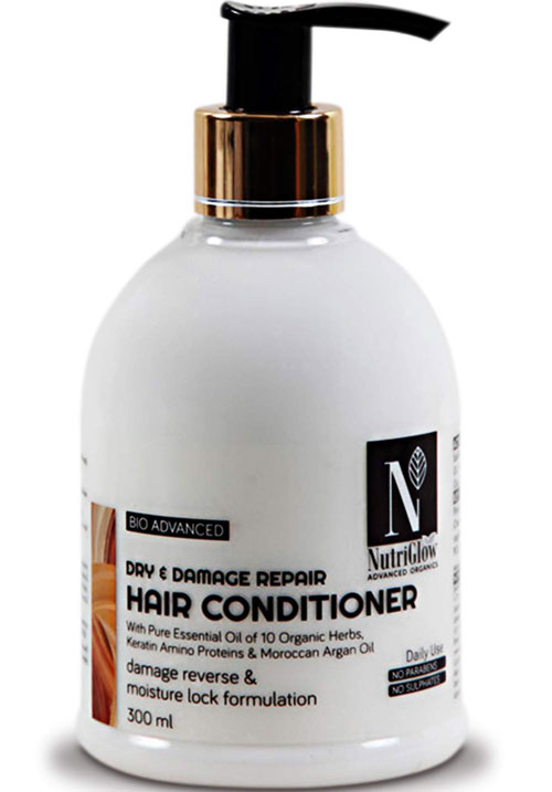 NutriGlow DRY AND DAMAGE REPAIR HAIR CONDITIONER