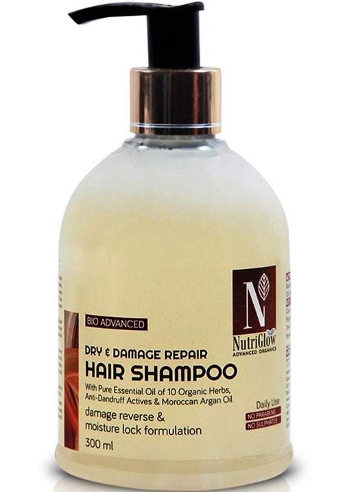 Nutriglow Dry & Damage Repair Hair Shampoo