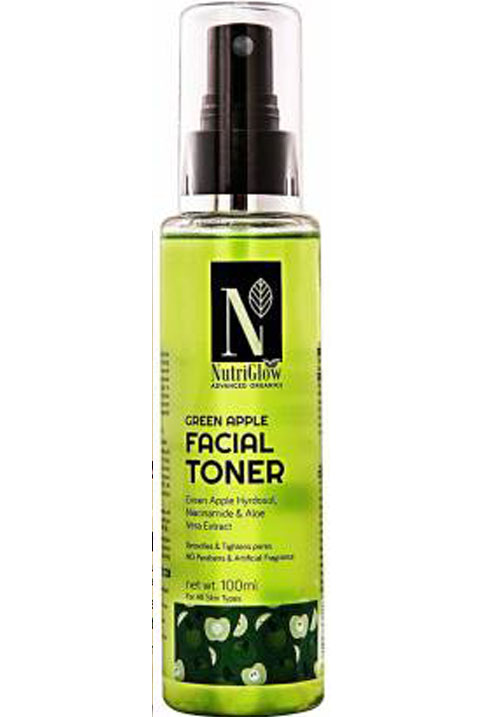 Nutriglow Green Apple Facial Toner
