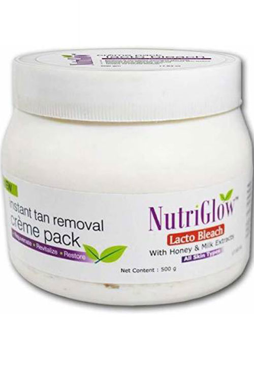 Nutriglow Creme Pack Lacto Bleach