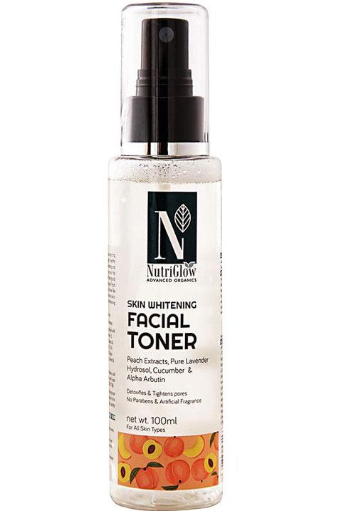 Nutriglow Skin Whitening Facial Toner
