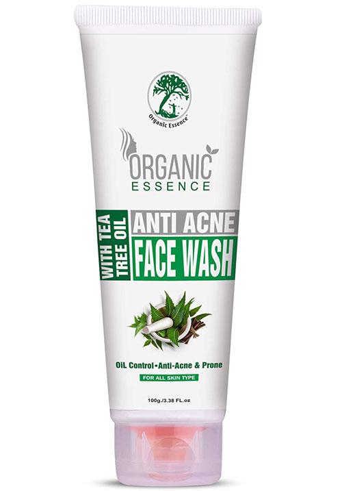 Organic Essence Anti Acne Facewash