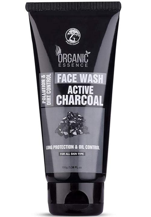 Organic Essence Active Charcoal Facewash