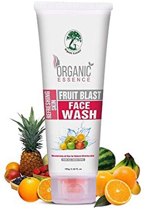 Organic Essence Fruit Blast Facewash