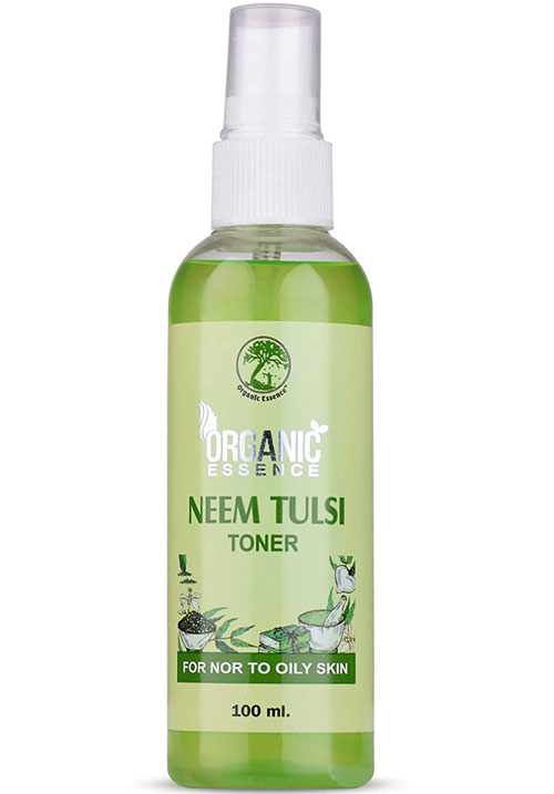 Organic Essence Neem Tulsi Toner