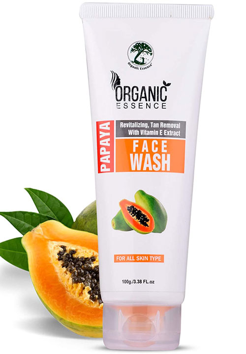 Organic Essence Papaya Facewash