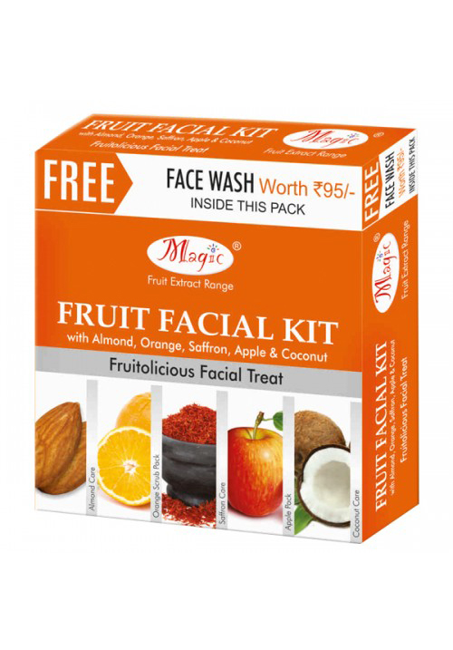 Natures Fruit Facial Kit