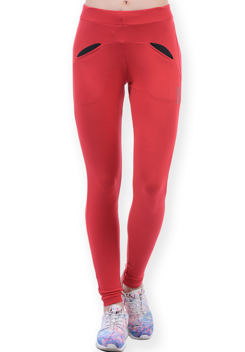 Sweet Dream Track Pant Red