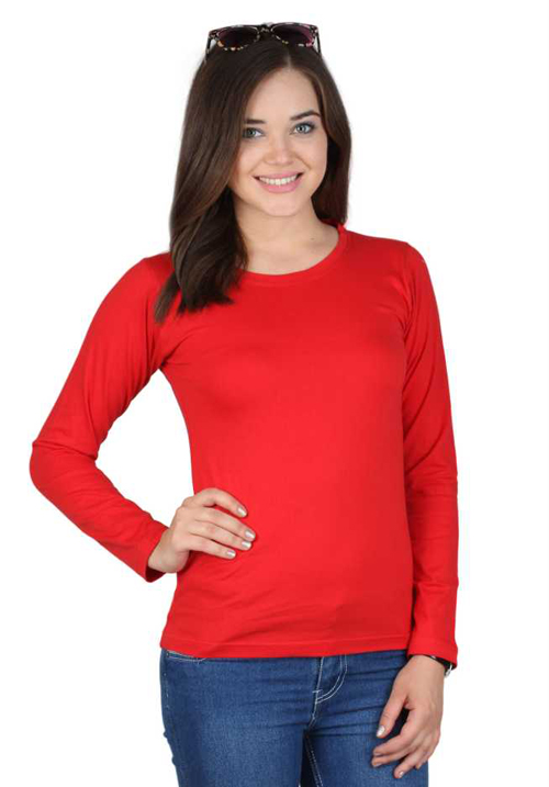 Sweet Dreams Red T-shirt F-Lft-3100